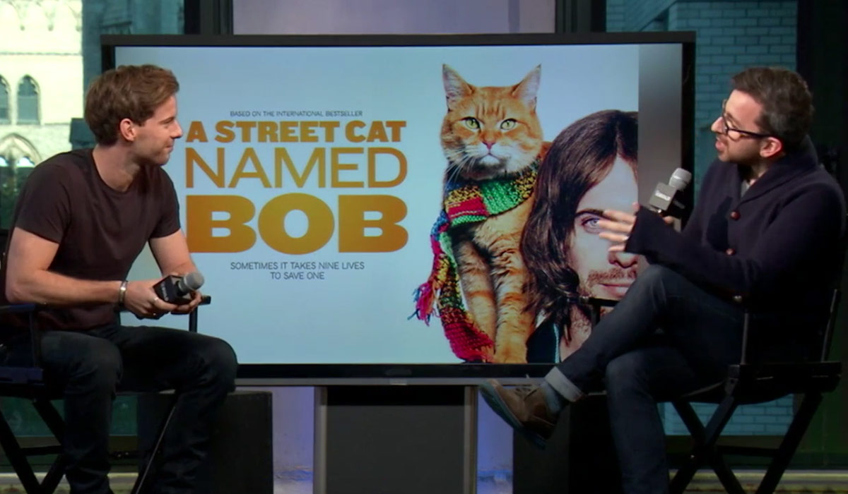 A Street Cat Named Bob Review